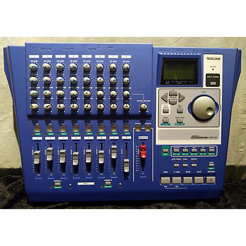 Tascam DP01 MultiTrack Recorder