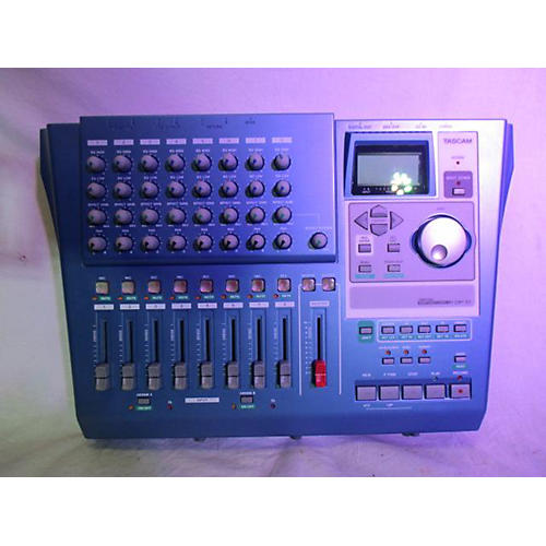 Tascam DP01 MultiTrack Recorder-thumbnail