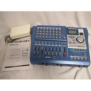 Pre-owned Tascam DP01FX MultiTrack Recorder by Tascam