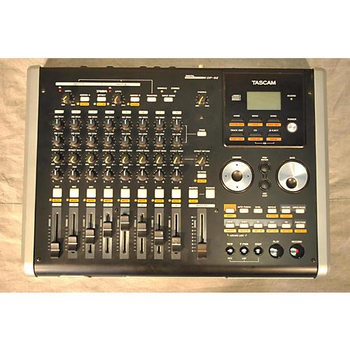used tascam dp02cf multitrack recorder guitar center. Black Bedroom Furniture Sets. Home Design Ideas