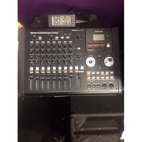 Tascam DP02CF MultiTrack Recorder-thumbnail