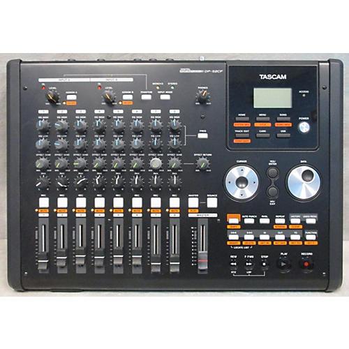Tascam DP02CF MultiTrack Recorder-thumbnail