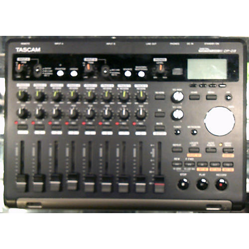 Tascam DP03 MultiTrack Recorder-thumbnail