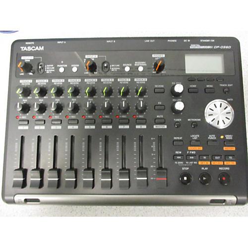 Tascam DP03 MultiTrack Recorder-thumbnail