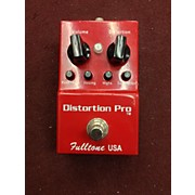 Fulltone DP1 Distortion Pro Effect Pedal