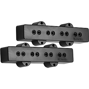 DiMarzio DP123 Model J Bass Pickup Set by DiMarzio