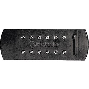 DiMarzio DP138 Virtual Acoustic Pickup with Volume Control by DiMarzio
