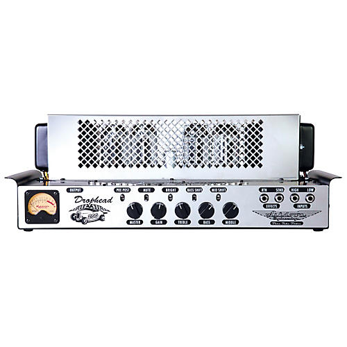 Ashdown DP200H Tube Bass Amp Head-thumbnail