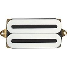 DiMarzio DP222 D Activator X Humbucker Bridge Pickup Level 1 Black/Cream Regular Spacing