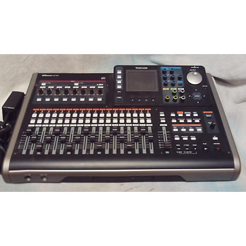 Tascam DP24 MultiTrack Recorder-thumbnail