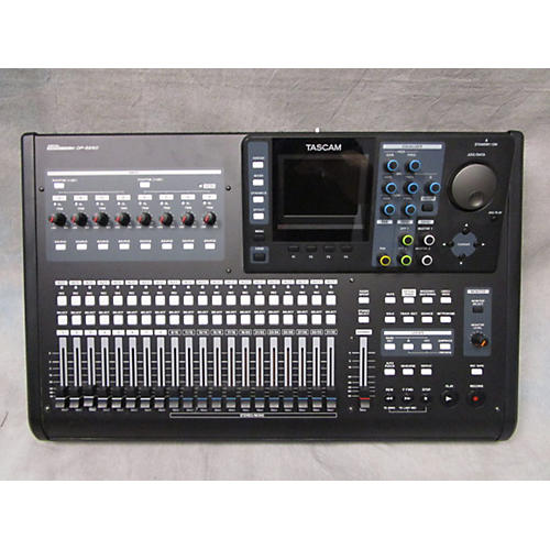 Tascam DP32SD MultiTrack Recorder-thumbnail