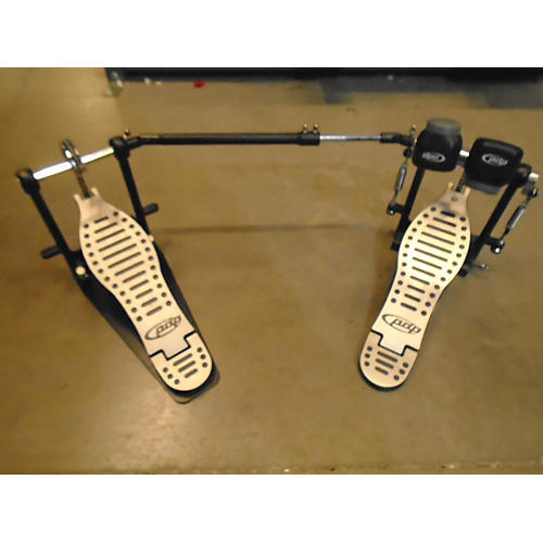 PDP by DW DP402 Double Bass Drum Pedal-thumbnail