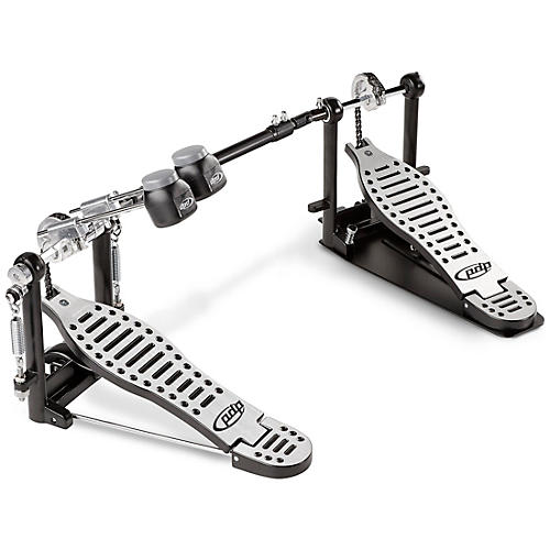 PDP DP402L Double Bass Pedal, Left-Footed
