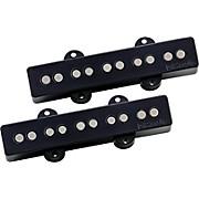 DiMarzio DP552 Area J Jazz 5-String Bass Neck/Bridge Pickup Set