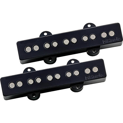 dimarzio dp552 area j jazz 5 string bass neck bridge pickup set black guitar center. Black Bedroom Furniture Sets. Home Design Ideas