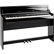 Roland DP603 Digital Home Piano with Bench Polished Ebony