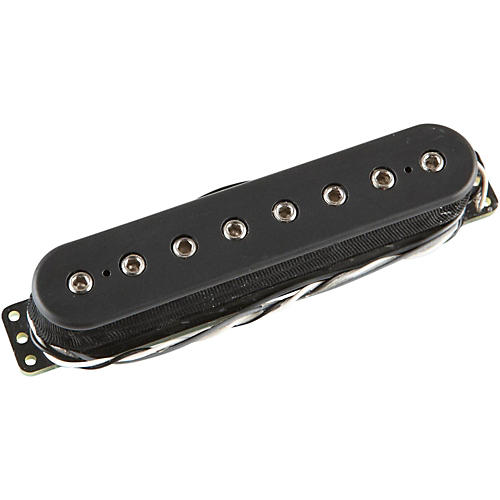 DiMarzio DP810 Ionizer 8-String Middle Humbucker Pickup Black