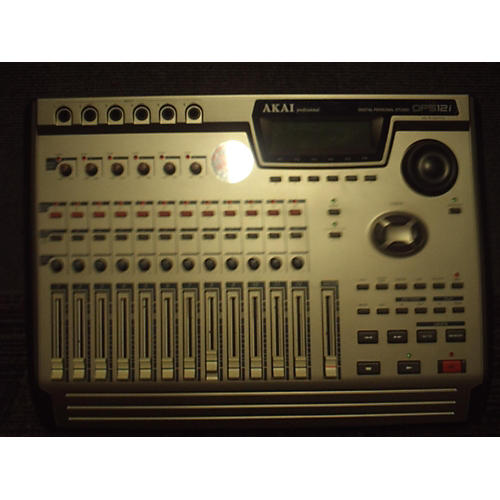 Akai Professional DPS12 MultiTrack Recorder-thumbnail