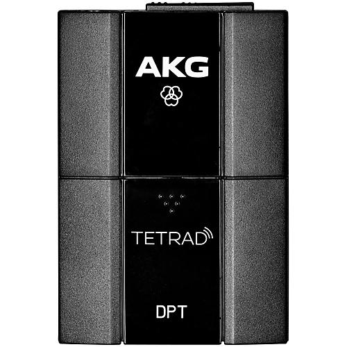 AKG DPT Tetrad Digital Pocket Transmitter-thumbnail