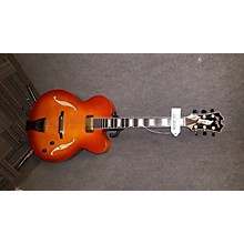 D'Aquisto DQ-JZ Jazz Line VLB Hollow Body Electric Guitar