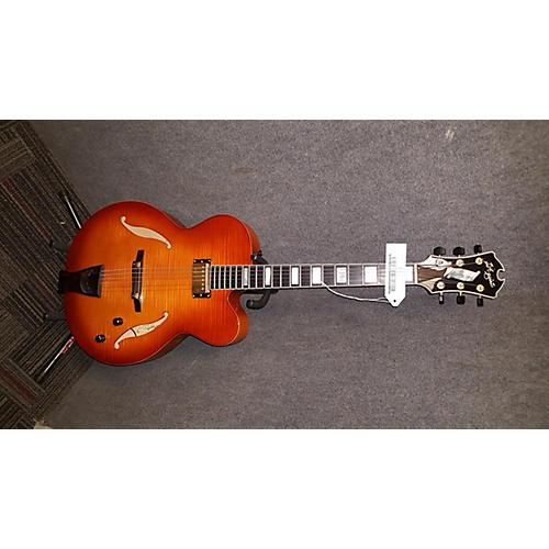 D'Aquisto DQ-JZ Jazz Line VLB Hollow Body Electric Guitar