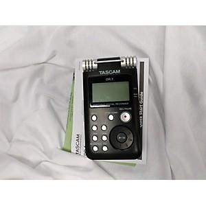 Pre-owned Tascam DR-1 MultiTrack Recorder by Tascam