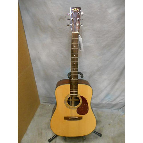 SIGMA DR-1 ST Acoustic Guitar Natural Gloss