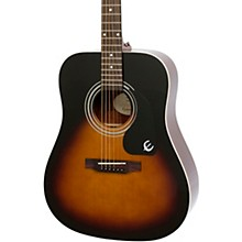 DR-100 Acoustic Guitar Vintage Sunburst