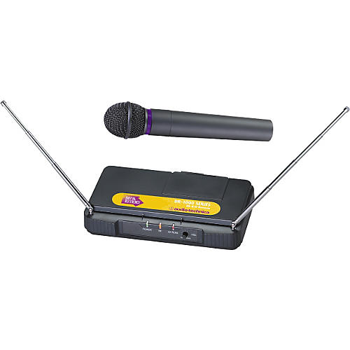 Digital Reference DR-1600 Dynamic Handheld Wireless Microphone System