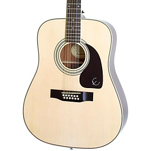Epiphone DR-212 12 String Acoustic Guitar by Epiphone