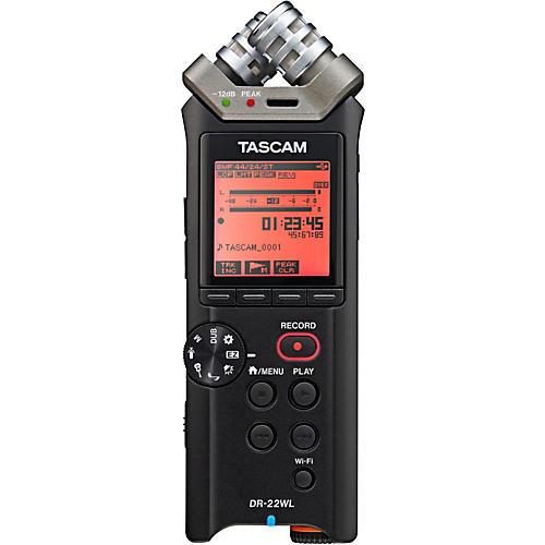Tascam DR-22WL Handheld Linear PCM Recorder