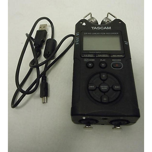 Tascam DR-40 MultiTrack Recorder