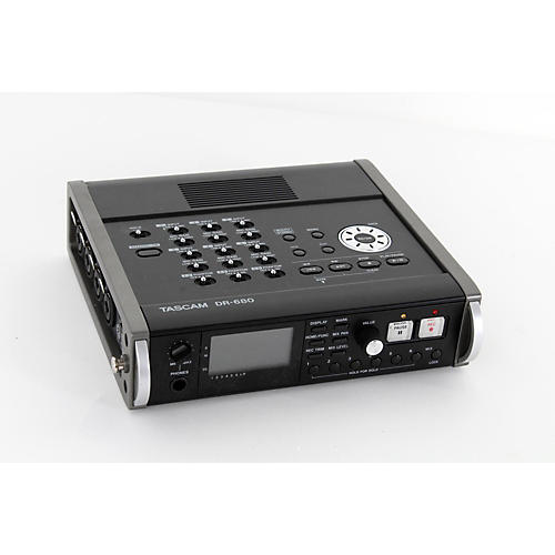 Tascam DR-680 Solid State 8 Track Location Recorder
