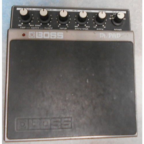 Boss DR PAD III Effect Pedal