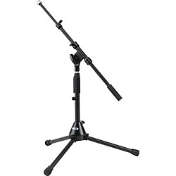 DR Pro DR259 MS1500BK Low Profile Mic Boom Stand (451140 71)
