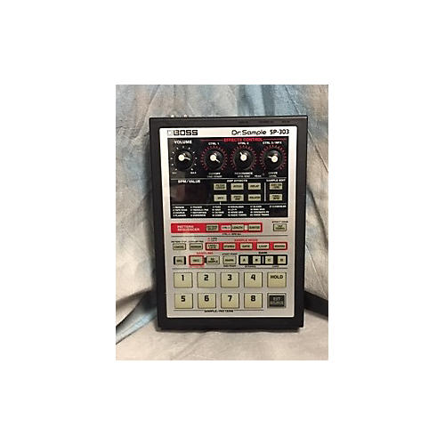 Boss DR. SAMPLE SP-303 Production Controller