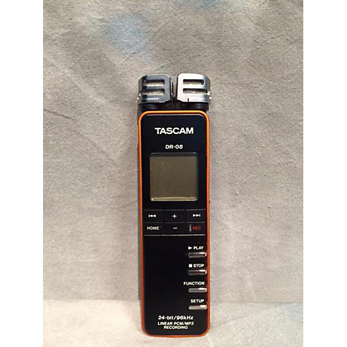 Tascam DR08 MultiTrack Recorder