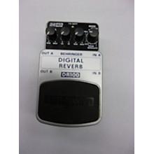 Behringer DR100 Digital Reverb Effect Pedal
