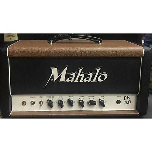 Mahalo DR20 20W Tube Guitar Amp Head-thumbnail