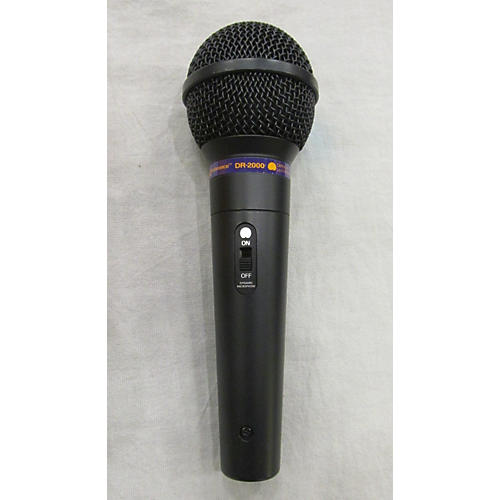 Digital Reference DR2000 Dynamic Microphone-thumbnail