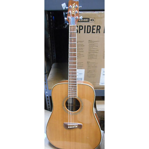 Tacoma DR20E Acoustic Electric Guitar
