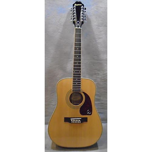 Epiphone DR212 12 String Acoustic Guitar-thumbnail