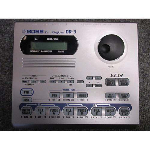 Boss DR3 Dr Rhythm Drum Machine-thumbnail