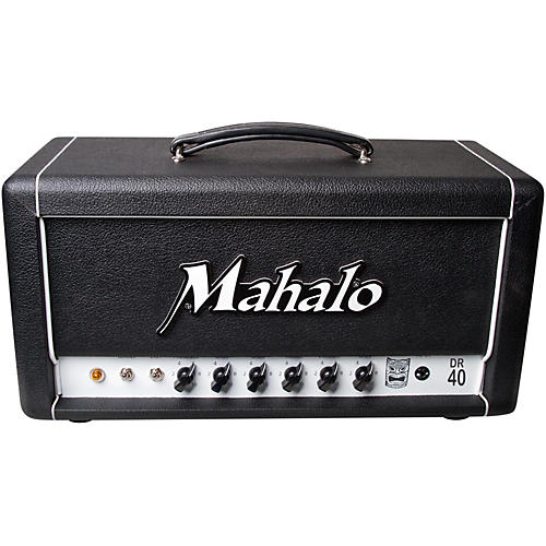 Mahalo DR40 40W Guitar Tube Head-thumbnail