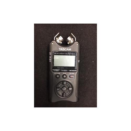 Tascam DR40 MultiTrack Recorder-thumbnail
