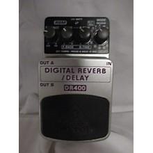 Behringer DR400 Digital Reverb/Delay Effect Pedal