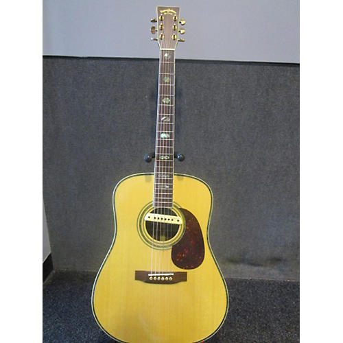 SIGMA DR41 Acoustic Electric Guitar