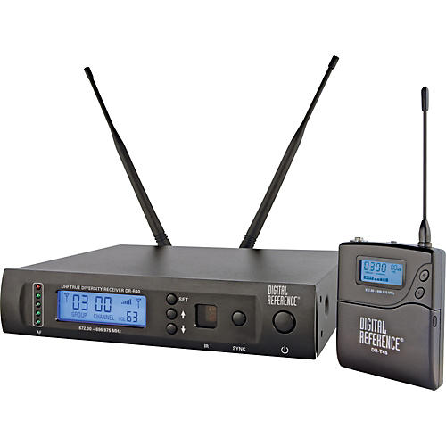 Digital Reference DR4500 Instrument Wireless System