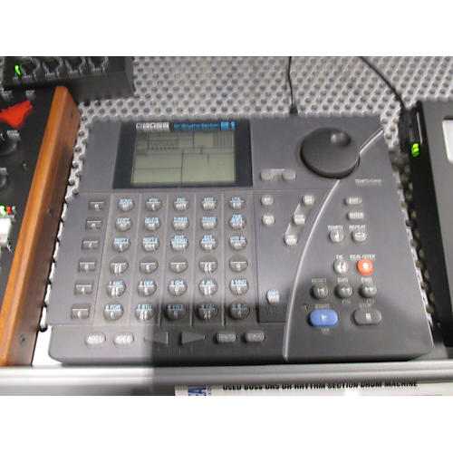 Boss DR5 DR RHYTHM SECTION Drum Machine-thumbnail