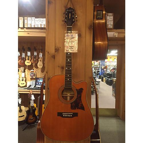 Epiphone DR500MCE Masterbuilt Acoustic Electric Guitar-thumbnail